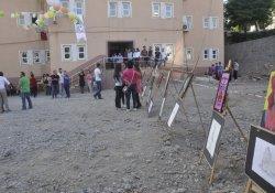 Şırnak Gençlik Ve Kültür Evi'nin Resim Sergisi Açıldı