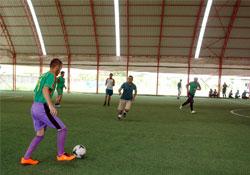 Halk Turnuvasında ilk maçlar oynandı