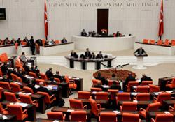 IŞİD'in baskını Meclis gündeminde