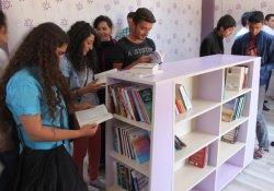 Van'da Kitap Okuyorum, Hayat Buluyorum Projesi