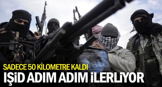 IŞİD Bağdat'a İlerliyor