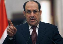 Maliki geri adım atmıyor