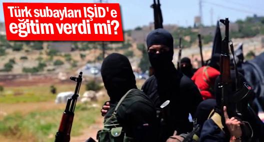 Türk subayları IŞİD'e Felluce'de eğitim verdi mi?