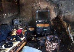 Yangında Evini Kaybeden Ailenin Yaşam Mücadelesi