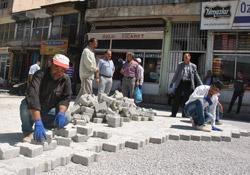Şemdinli Belediyesi çalışmalarını sürdürüyor
