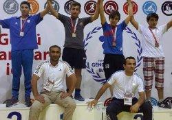 Hakkarili Güreşçi Türkiye Şampiyonu Oldu