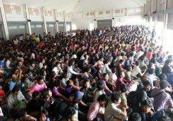 Tayland'ta Toplu Göç