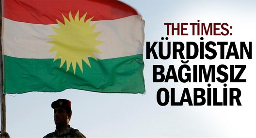 The Times: Irak'taki koşullar Kürdistan'a bağımsızlık getirebilir