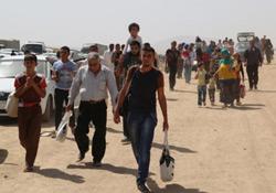 IŞİD'in kaçırdığı öğrenciler bırakıldı