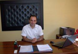 Çatak Milli Eğitim Müdürü Taş Göreve Başladı