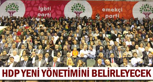 HDP'nin 'demokrasi ve barışı kazanma' kongresi