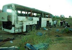 Başkent'te Otobüs Kazası: 2 Ölü, 31 Yaralı