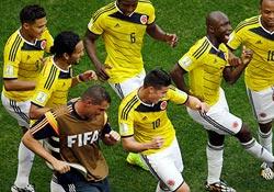 Kolombiya ikinci tur vizesini aldı!