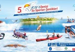 Van Denizi Su Sporları Şenlikleri Başlıyor