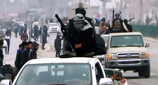 Suriye'de IŞİD'e hava saldırısı: 16 ölü