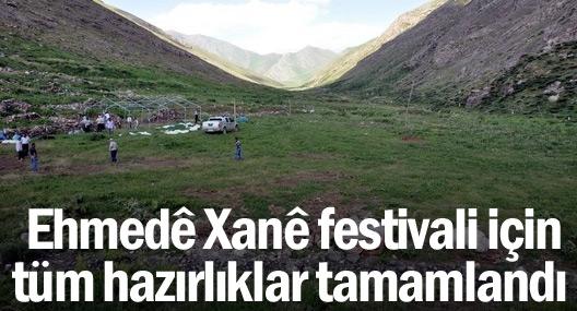 Çukurca'da Ehmedê Xanê festivali