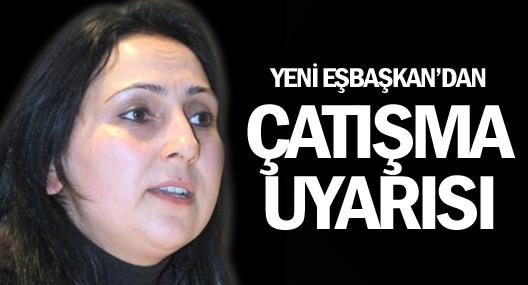 HDP Eşbaşkanı Yüksekdağ'dan yeniden çatışma uyarısı