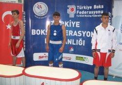 Vanlı Boksörler Türkiye Şampiyonu Oldu