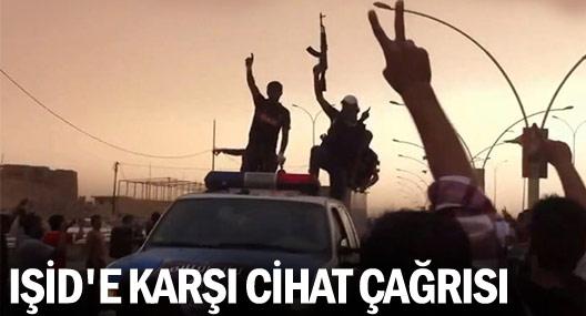 İran'dan IŞİD'e karşı cihat çağrısı