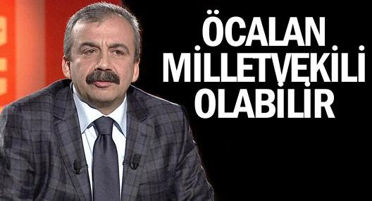 'Öcalan'ın milletvekili olmasının önünde engel yok'