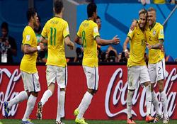 Brezilya Şili ile eşleşti!
