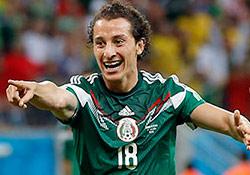 Meksika 'Portakallar'a gitti!