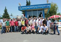 Cam işçilerine HDP'den destek
