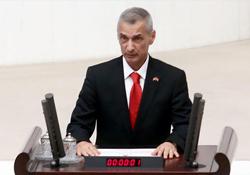HDP katılmadı AKP alkışlamadı
