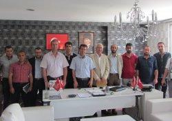 Van'da Yerel Gazete Temsilcileri Bir Araya Geldi