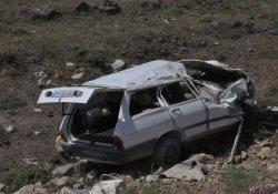 Bitlis'te Trafik Kazası: 3 Yaralı