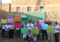 Arap Derneği'nin kapatılmasına tepki
