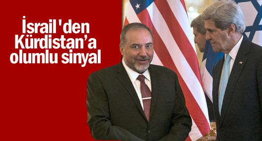 İsrail'den Kürdistan'a olumlu sinyal