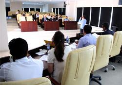 UKOME ilk kurul toplantısını gerçekleştirdi