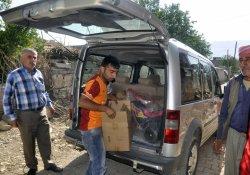 Ultraslan'dan Göçük Altında Kalan Madencilerin Ailelerine Destek