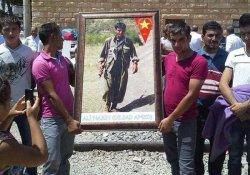Ali Narin toprağa verildi