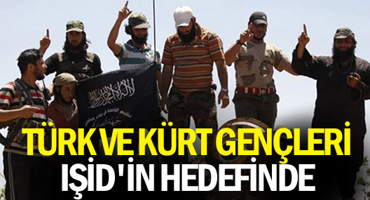 Türkiye'de Gençler IŞİD'in Hedefinde
