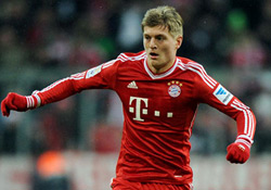 Kroos Real Madrid'e!