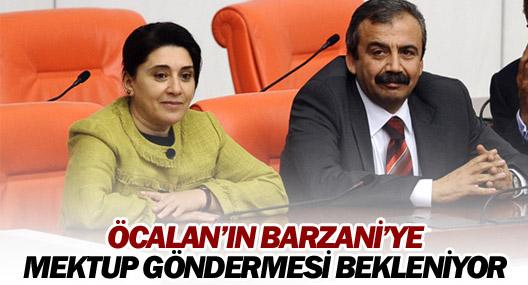 Zana Ve Önder İmralı'ya Gitmek İçin Adalet Bakanlığına Başvuracak