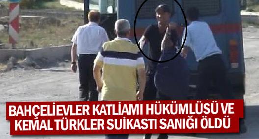 Bahçelievler Katliamı Hükümlüsü Ve Kemal Türkler Suikastı Sanığı Öldü