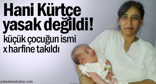 Hani Kürtçe yasak değildi!