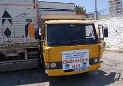 İzmir'de kömür yardımı tartışması
