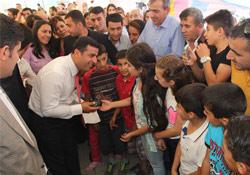 Demirtaş'ı en çok etkileyen olan Hakkarili çocuklar