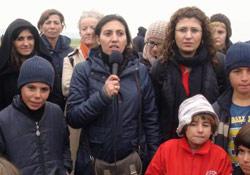 Kadınlar mücadelede Kobanê direnişini örnek alacak