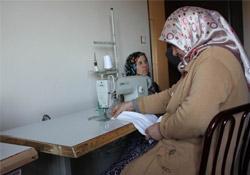 Lice'de kadınlar kendi ekonomisini oluşturacak