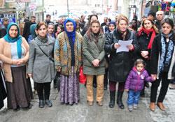 DBP'li kadınlardan Özgecan açıklaması