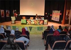 Nusaybin'de Genç Kadın Konferansı
