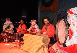 Mardin'de Yeldasi Abbasi konseri
