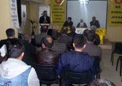 Axa Zêrîn Platformu 2015 yılı koordinasyon toplantısını yaptı.