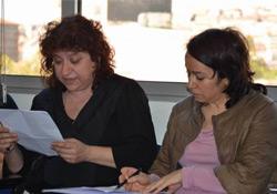 Kadın Özgürlük Çalıştayı ikinci gününde devam ediyor