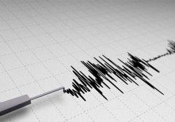 Antalya'da iki deprem meydana geldi